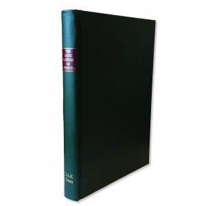 The Gate Lodges of Leinster Buckram bound limited edition signed by the author