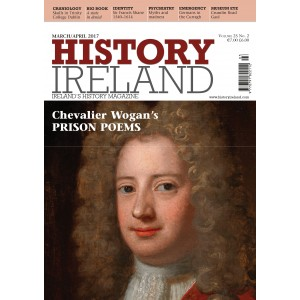 Three year subscription posted to Ireland and Northern Ireland