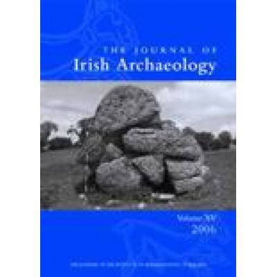 Journal of Irish Archaeology. Institutional subscription to Rest of World.