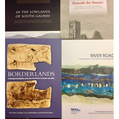 Heritage Guide Bundle of 10 to Ireland and N. Ireland