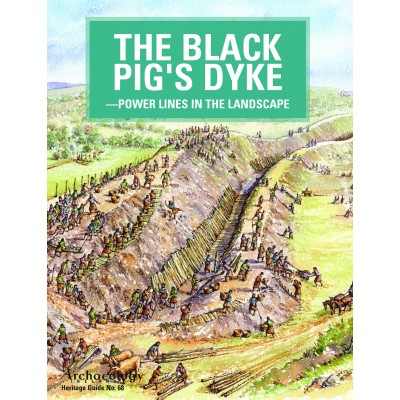 Heritage Guide No. 68  The Black Pig's Dyke – power lines in the landscape