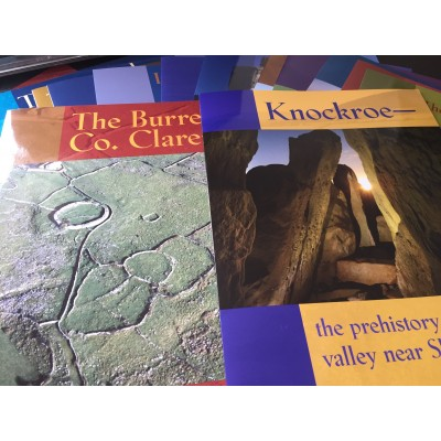 Past Heritage Guide Bundle of 15 to Ireland and N. Ireland