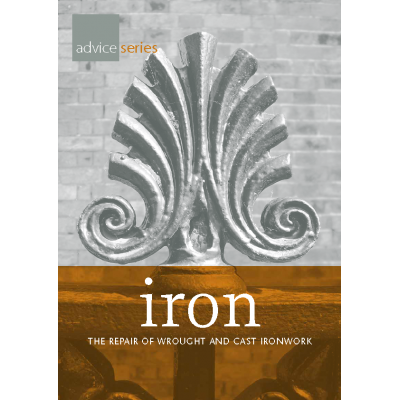 Iron: the repair of wrought and cast ironwork
