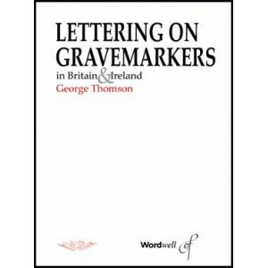 Lettering on gravemarkers in Britain & Ireland