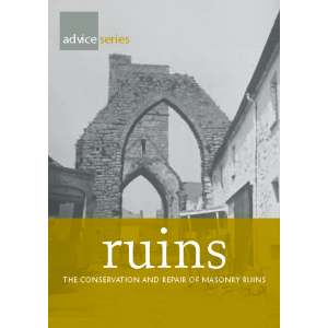 Ruins: the conservation and repair of masonry ruins
