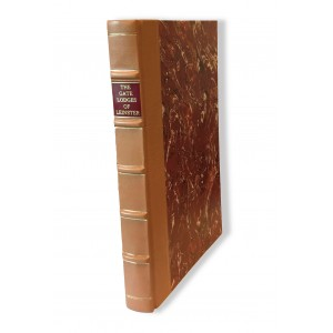 The Gate Lodges of Leinster quarter bound limited edition signed by the author
