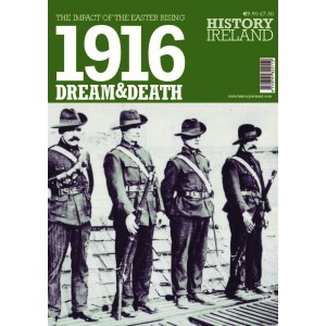Post paid to Ireland/N Ireland Special 1916: Dream & death: A commemorative annual on the impact of the Dublin Rising