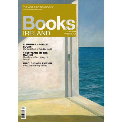 BOOKS IRELAND: One year subscription posted to Europe and the Rest of the World (inc. Britain)