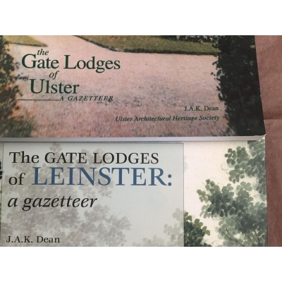 Buy one & receive The Gate lodges of ULSTER FREE