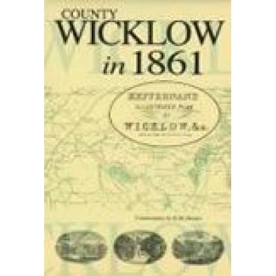 Heffernan's illustrated plan of Wicklow, &c, 1861 (folded)