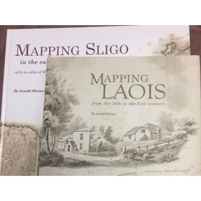 Buy Mapping Laois & receive Mapping SLIGO FREE