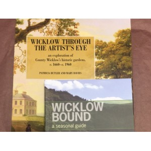 Wicklow through the artist's eye an exploration of County Wicklow's historic gardens, c. 1660–c. 1960