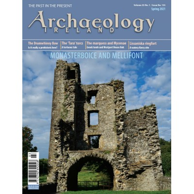 Archaeology Ireland Spring 2021