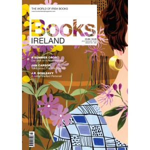 BOOKS IRELAND: Two year subscription posted to Europe and the Rest of the World (inc. Britain)