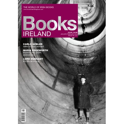 BOOKS IRELAND: One year subscription posted to Ireland and Northern Ireland