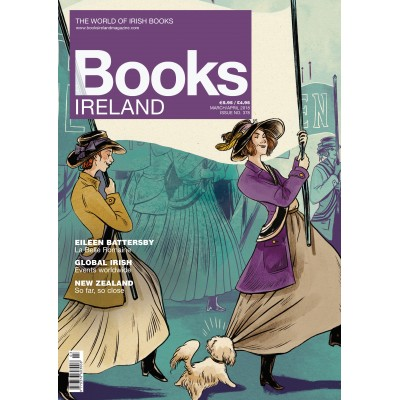 Books Ireland March/April 2018