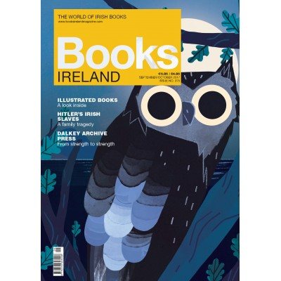 Books Ireland September/October 2017