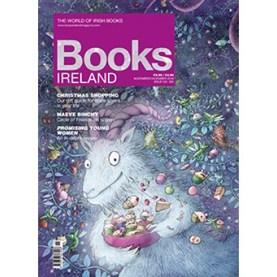 Books Ireland November/December 2018