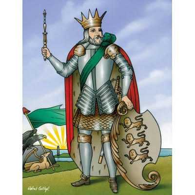 Brian Boru: emperor of the Irish.