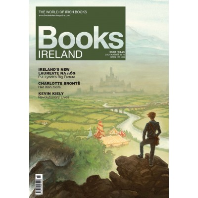 Books Ireland July/August 2016