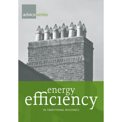 Energy efficiency in traditional buildings