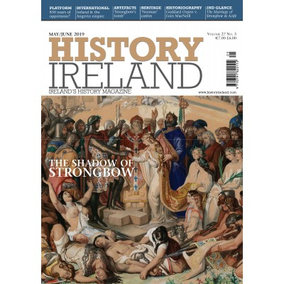 History Ireland May June 2019