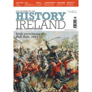 History Ireland January/February 2020.