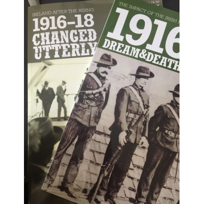 Buy one get one FREE. 1916- Dream & Death PLUS All Changed Utterly