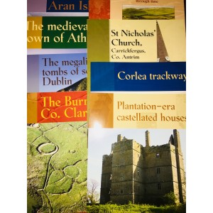 Heritage Guides 15 Past publications -   Special Offer