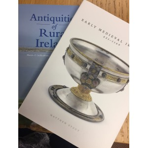 Buy ANTIQUITIES OF RURAL IRELAND & EARLY MEDIEVAL IRELAND  AND GET A DARKEST DUBLIN FREE