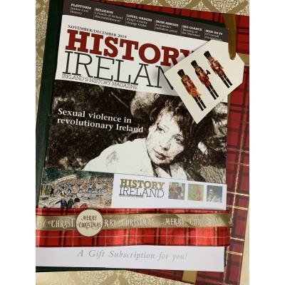4. History Ireland STARTER KIT