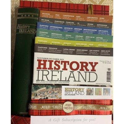 6. History Ireland COLLECTORS KIT