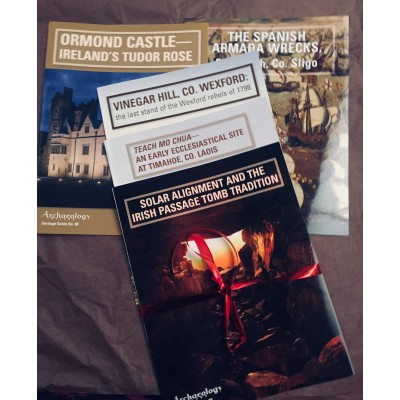 Heritage Guide Bundle of 10 available latest - DELIVERY FREE WORLDWIDE