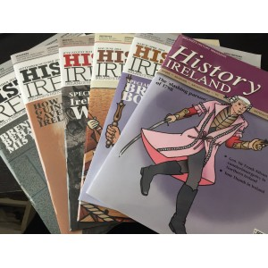 History Ireland Bundle - The 6 issues 2014