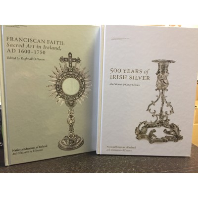 500 years of Irish silver and Franciscan Faith - Duo Pack