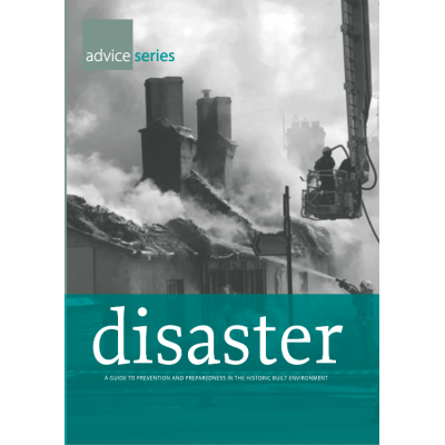 Disaster: a guide to prevention and preparedness in the historic built environment.