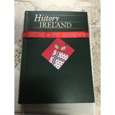 History Ireland Starter Set - with a binder & the first issue of the magazine