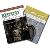 History Ireland & Archaeology Ireland combination - 1 year subscription to both