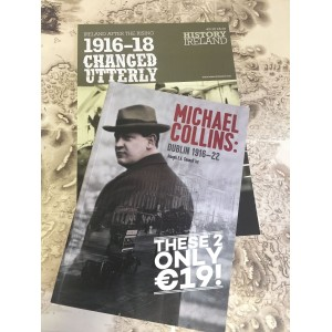 BUY Michael Collins: Dublin 1916–22 and receive 1916-18: Changed Utterly Ireland After the Rising FREE