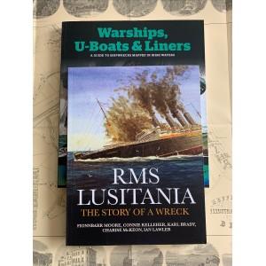 Warships, U-Boats & Liners  & RMS Lusitania DUO