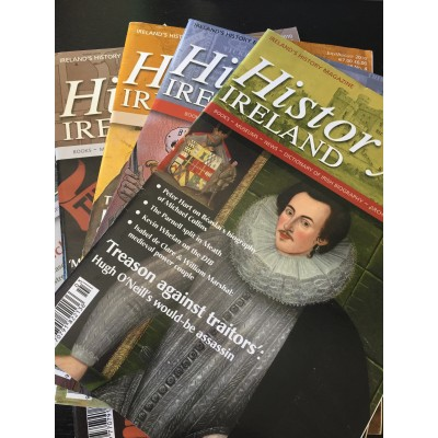 History Ireland Bundle - The 5 remaining issues of 2010
